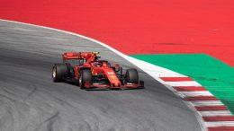 Формула 1 в Австрия