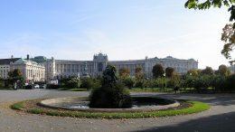 дворецът хофбург във виена